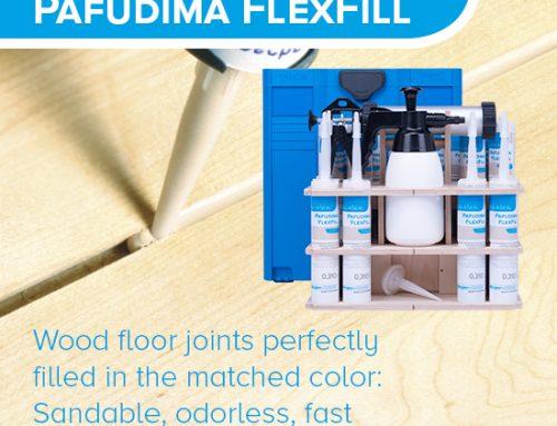 AquaSeal Pafudima FlexFill Color Set