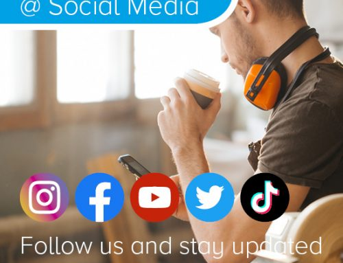 We expanded our social media channels
