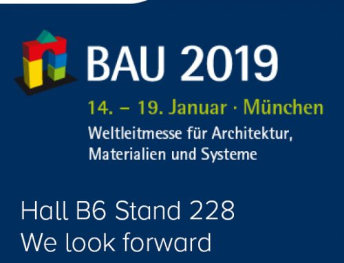 BAU 2019 – We look forward to meeting you!
