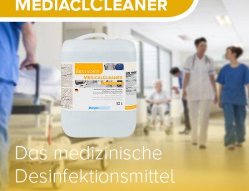 Das medizinische Desinfektionsmittel mit hoher Wirksamkeit