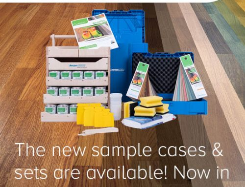 New Sample Box and Sample Sets